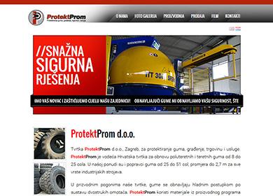 portfolio: Protekt Prom