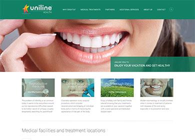 portfolio: UNILINE Health - Organizacija evenata